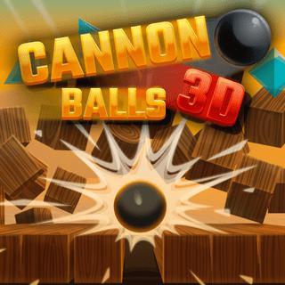 Cannon Balls 3D